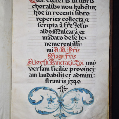 4. Antiphonary front second page, not numbered.jpg
