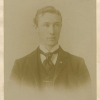 Old Portrait of a Student