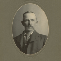 Portrait of a Man with a Mustache